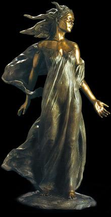 Hart statue