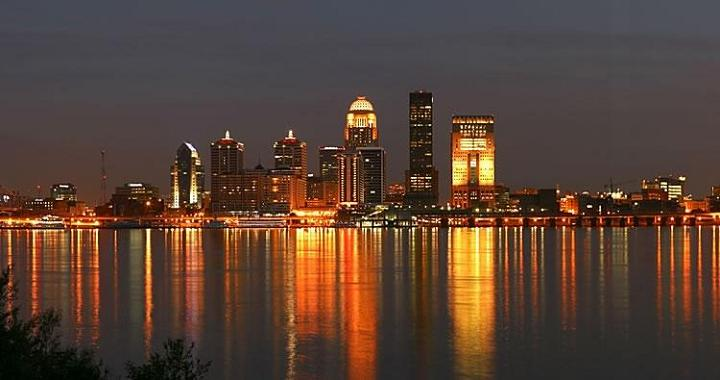 Louisville skyline